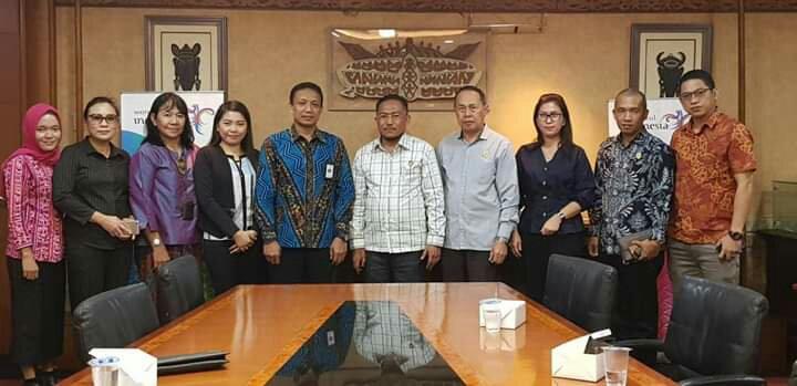 Pelajari Potensi Peningkatan PAD, DPRD Bolmong Lakukan Studi Banding