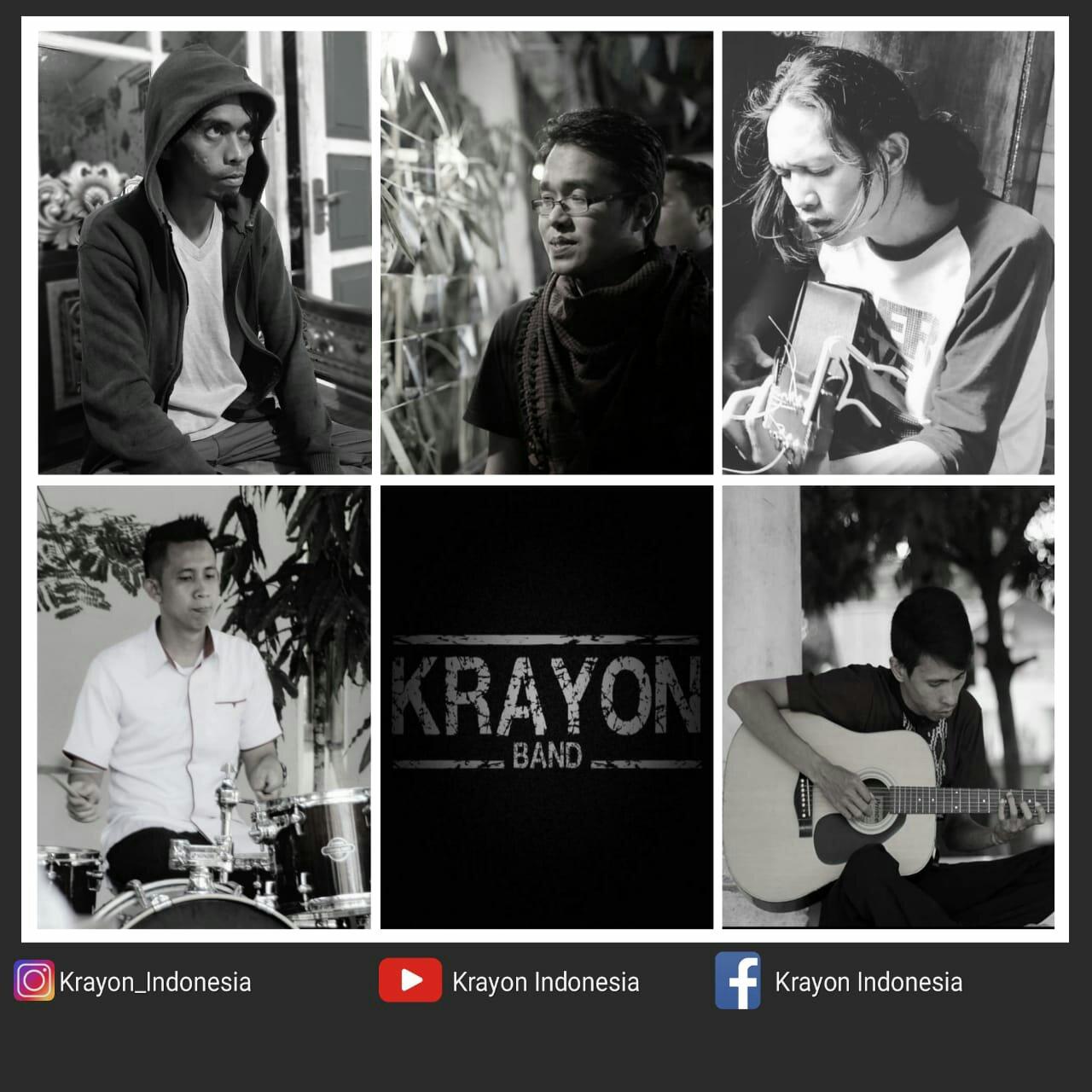 Persembahan di Hari Ibu, 'Krayon,' Band Lokal Kotamobagu Rilis Single 'Bintang di Hatiku'