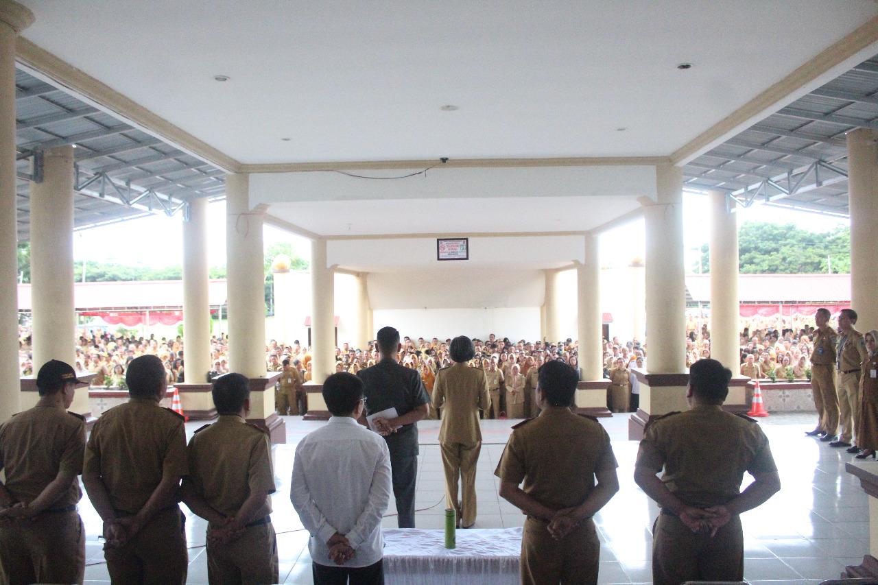 Mangkir di Apel Perdana, Sanksi Menanti Ratusan ASN Bolmong