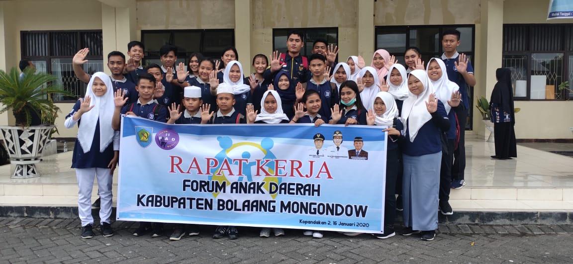 FAD Bolmong Diminta Harus Berperan Sebagai 2P