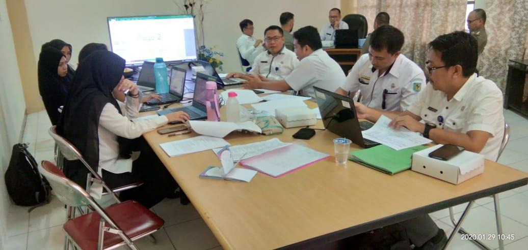 Bimtek IKK LPPD Digelar Tapem Setda Bolmong Mulai Hari Ini